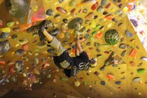 たまには僕も登ります。