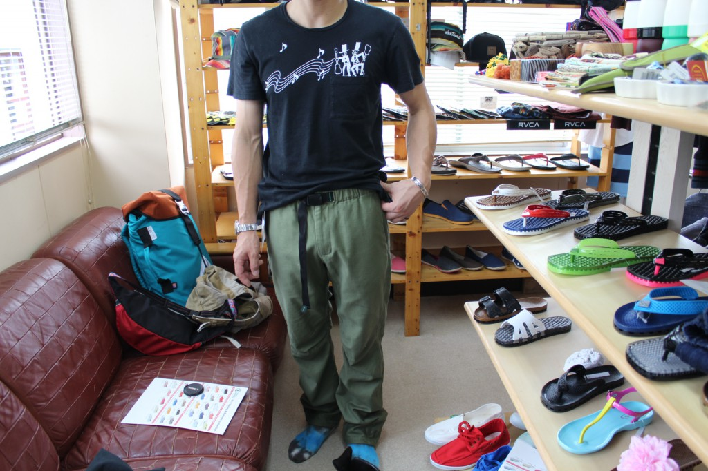 SOLID CLIMBING PANT。